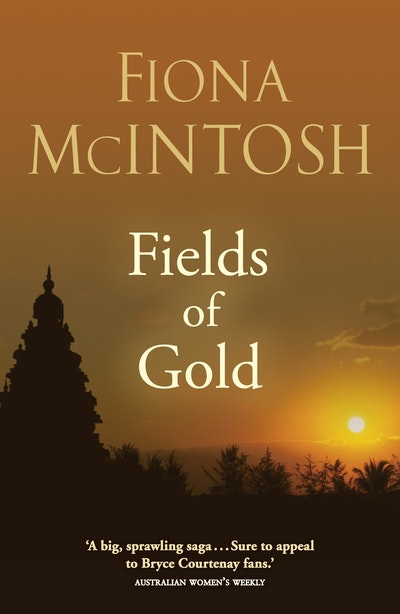 Book Cover:  Fields of Gold