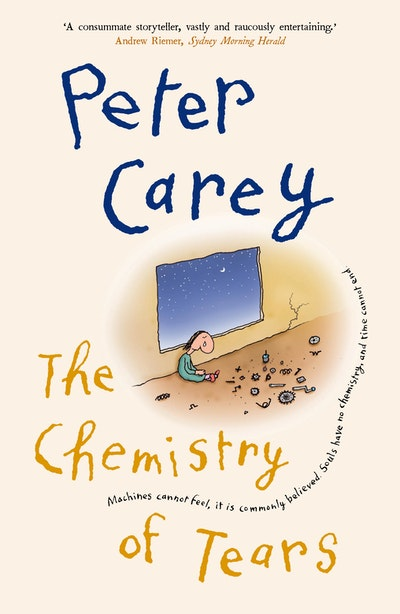 Book Cover: The Chemistry of Tears