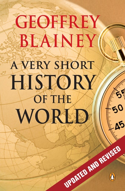 Book Cover:  Very Short History Of The World, A