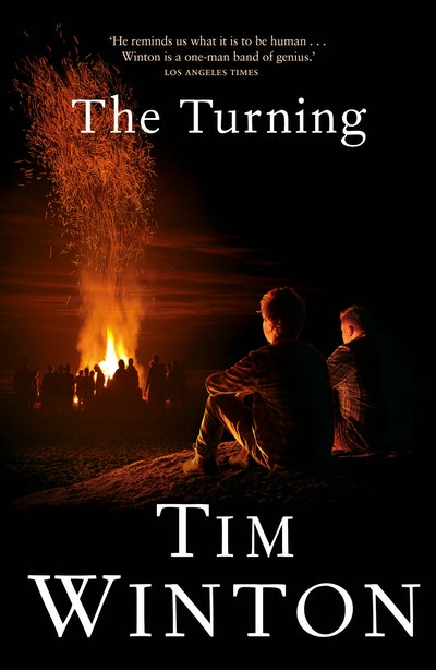 Book Cover:  Turning, The