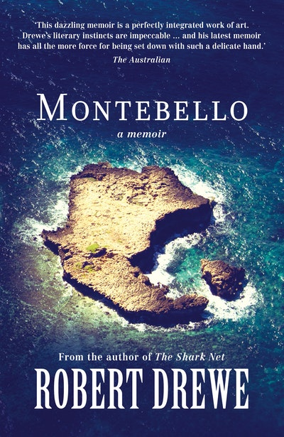 Book Cover:  Montebello: A Memoir