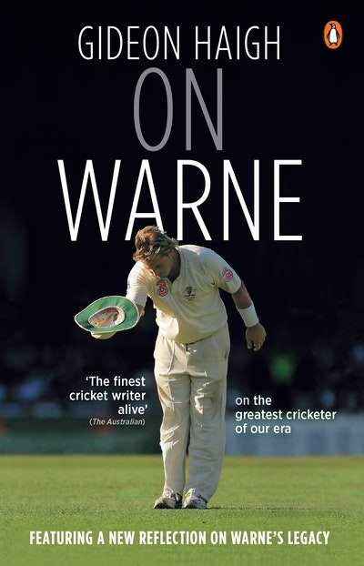 Book Cover:  On Warne