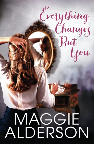 Book Cover:  Everything Changes But You