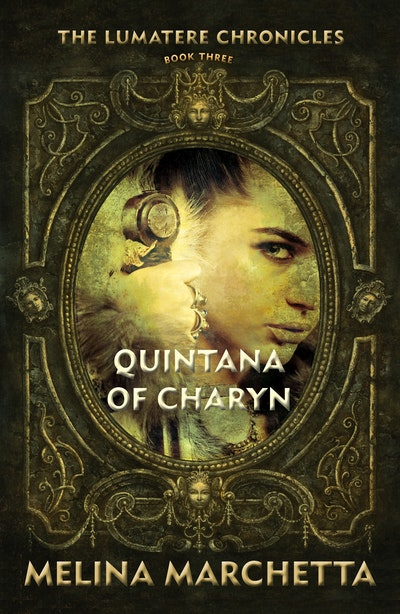 Book Cover:  Quintana Of Charyn