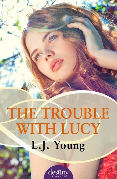 Book Cover:  Trouble with Lucy