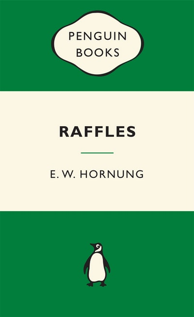 Book Cover:  Raffles: Green Popular Penguins