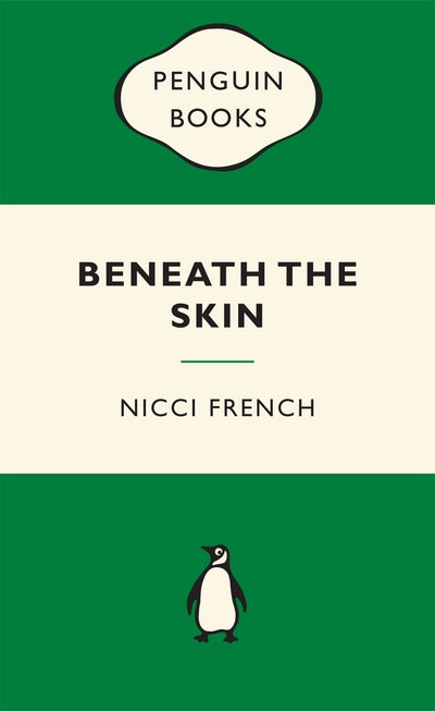 Book Cover:  Beneath the Skin: Green Popular Penguins