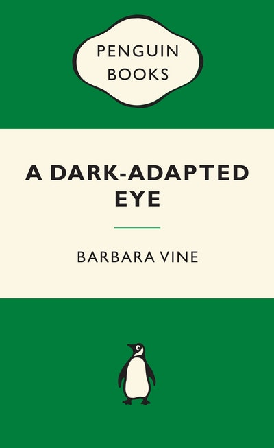 Book Cover: A Dark-Adapted Eye: Green Popular Penguins