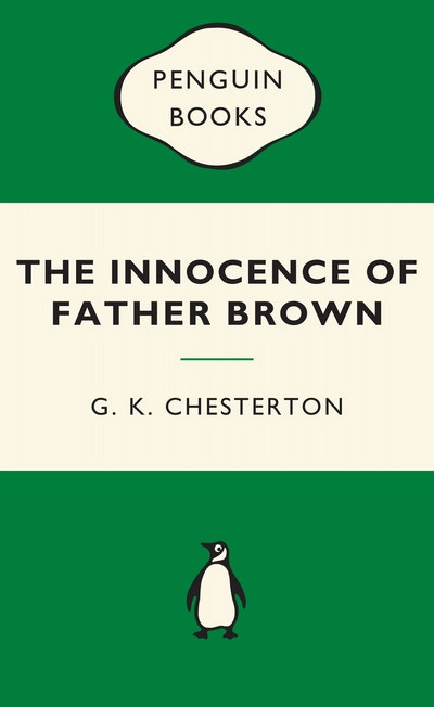 Book Cover: The Innocence of Father Brown: Green Popular Penguins