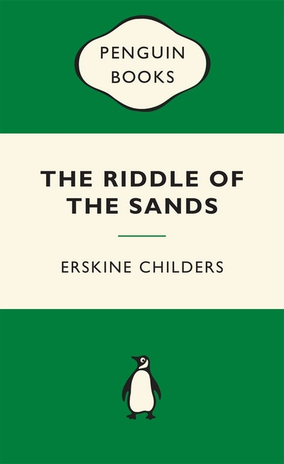 Book Cover: The Riddle of the Sands: Green Popular Penguins