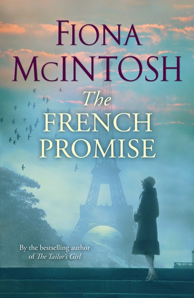 Book Cover: The French Promise