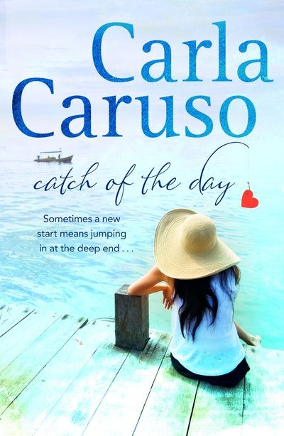 Book Cover:  Catch of the Day