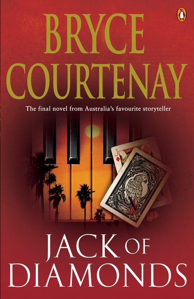 Book Cover:  Jack Of Diamonds