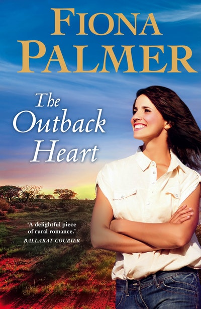 Book Cover:  Outback Heart, The