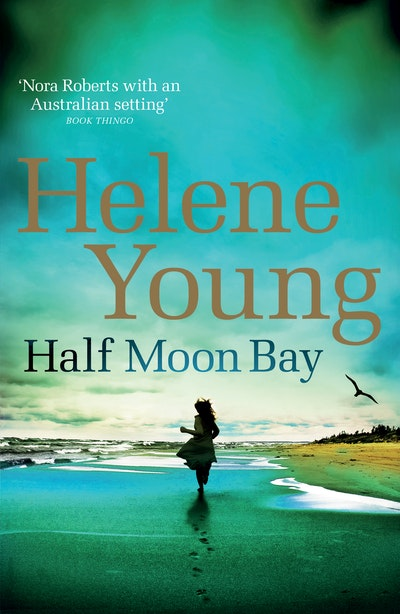 Book Cover:  Half Moon Bay