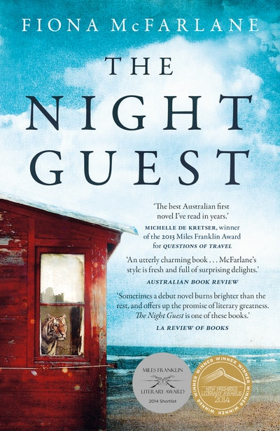 Book Cover: The Night Guest