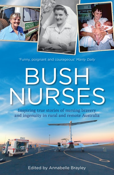 Book Cover:  Bush Nurses