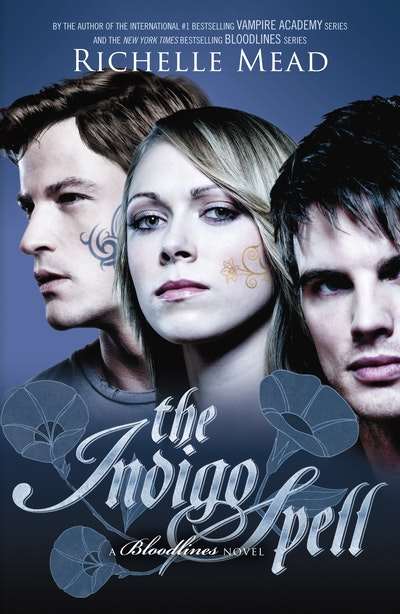 Book Cover: The Indigo Spell: Bloodlines Book 3