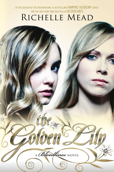 Book Cover: The Golden Lily: Bloodlines Book 2