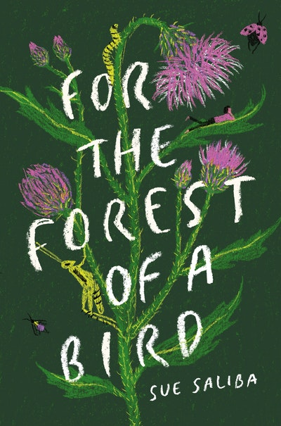 Book Cover:  For the Forest of a Bird