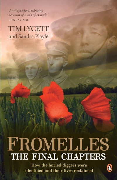 Book Cover:  Fromelles