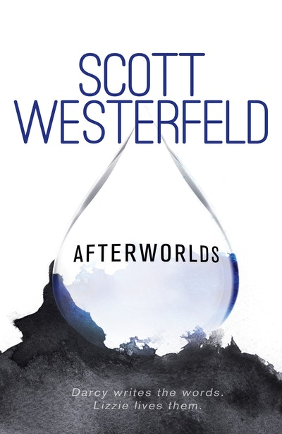 Book Cover:  Afterworlds