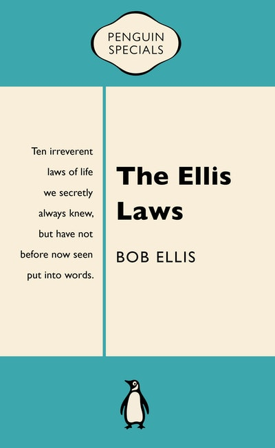 Book Cover: The Ellis Laws: Penguin Special