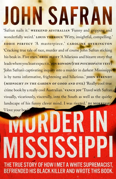 Book Cover:  Murder in Mississippi