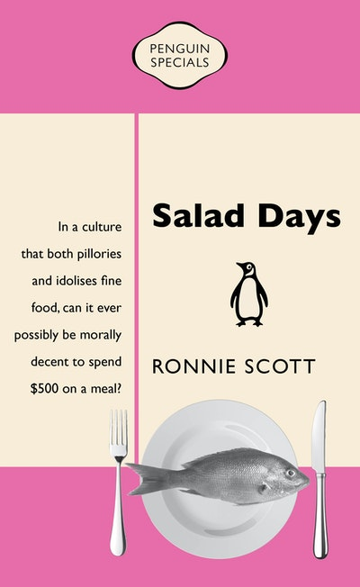 Book Cover:  Salad Days: Penguin Special
