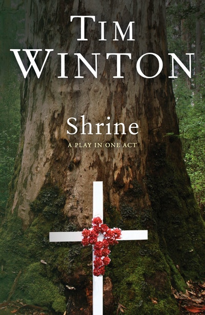 Book Cover:  Shrine: A Play in One Act