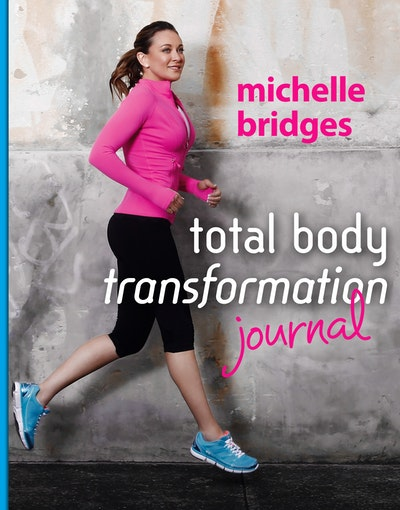 Book Cover:  Total Body Transformation Journal