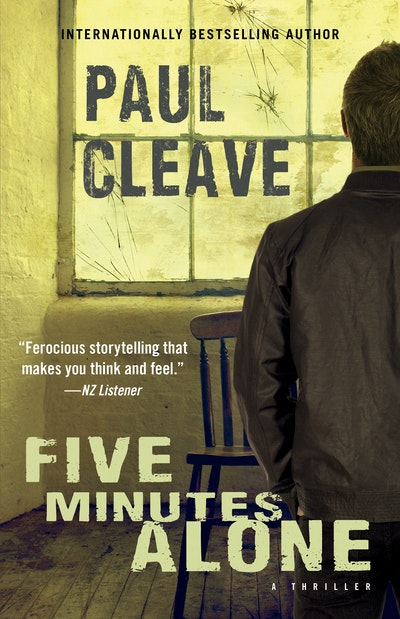 Book Cover:  Five Minutes Alone