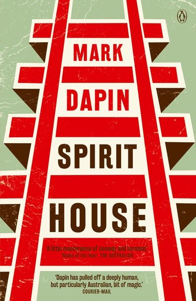 Book Cover:  Spirit House