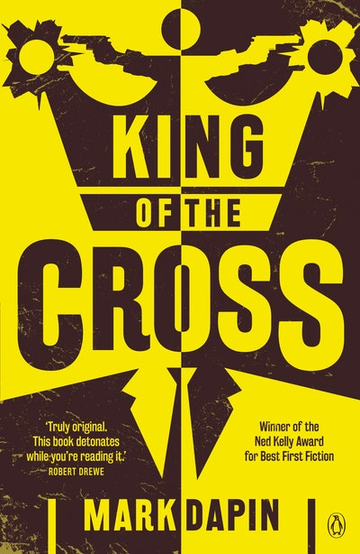 Book Cover:  King Of The Cross