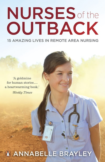 Book Cover:  Nurses of the Outback