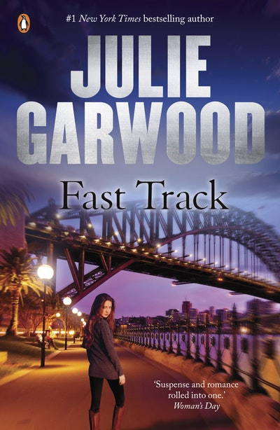 Book Cover:  Fast Track