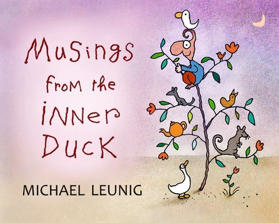 Book Cover:  Musings From the Inner Duck