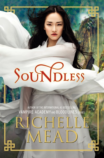 Book Cover:  Soundless