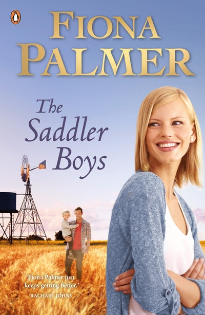Book Cover: The Saddler Boys