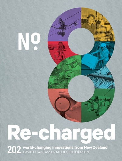 No.8 Re-charged - CRICHQ