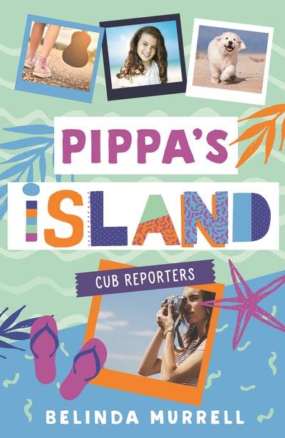 Pippa's Island 2: Cub Reporters
