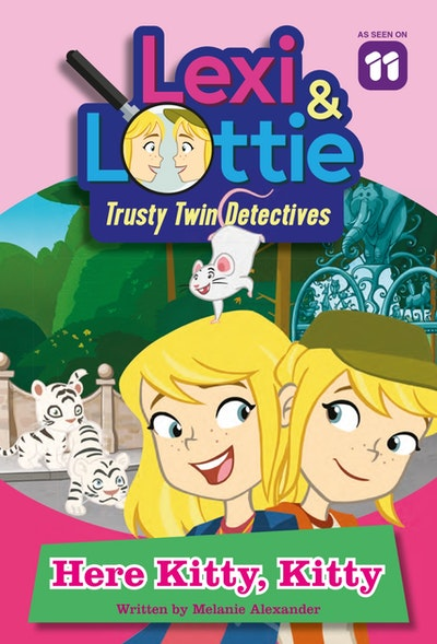 Lexi and Lottie 1: Here Kitty, Kitty