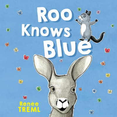 Roo Knows Blue