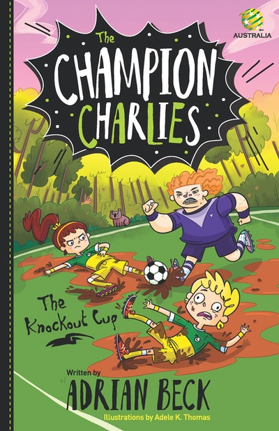 The Champion Charlies 3: The Knockout Cup