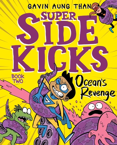 Super Sidekicks 2: Ocean's Revenge