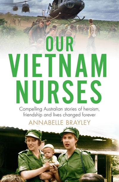 Book Cover:  Our Vietnam Nurses