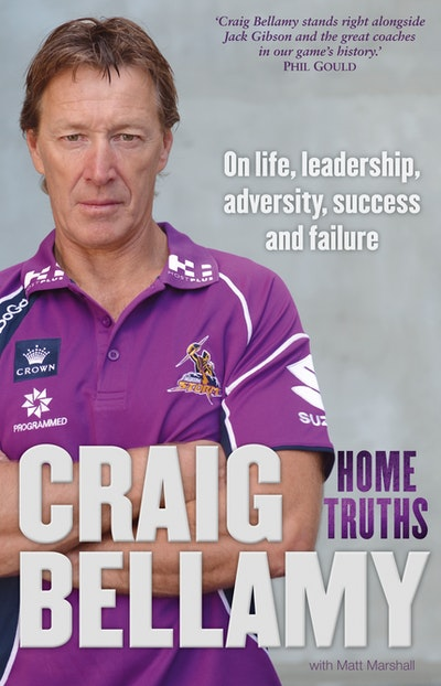 Book Cover:  Home Truths