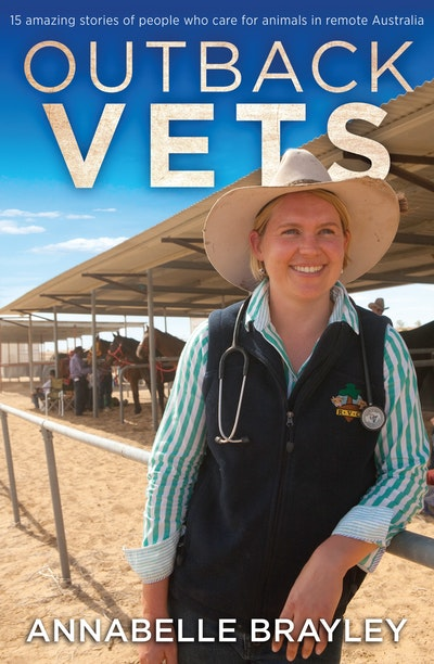 Book Cover:  Outback Vets