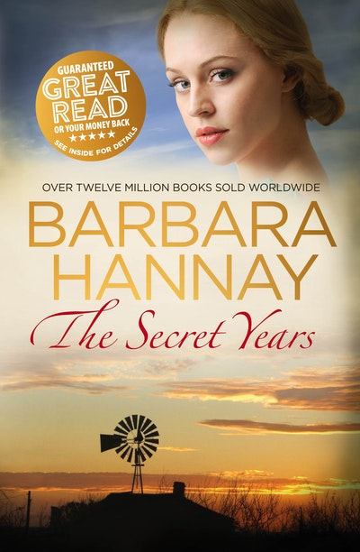 Book Cover: The Secret Years