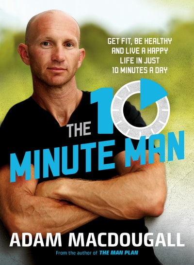 Book Cover:  10-Minute Man, The